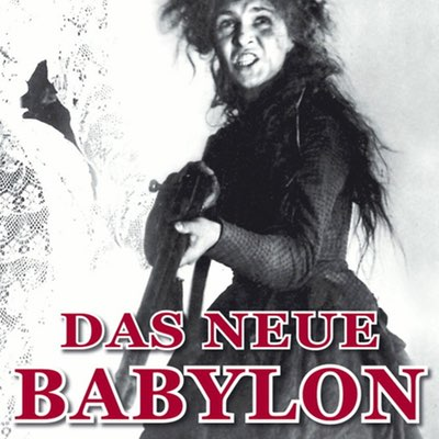 The New Babylon, live film music by Søjus1