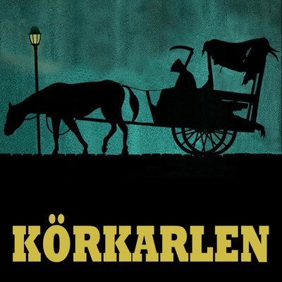 Körkarlen, live film music by Søjus1